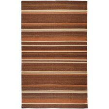 Frontier Brown Area Rug