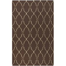 Fallon Brown/Ivory Area Rug