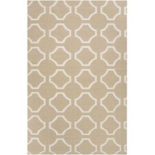 Fallon Light Taupe Area Rug