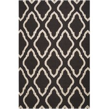 Fallon Black/Butter Area Rug