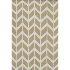 Fallon Light Lime Area Rug