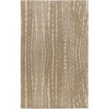 Naya Hand-Tufted Brown/Neutral Area Rug
