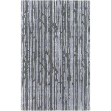 Modern Classics Hand-Tufted Medium Gray Area Rug