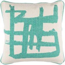Bristle 100% Cotton Throw Pillow Cover