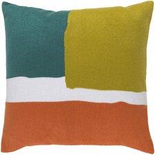 Harvey 100% Cotton Throw Pillow Cover