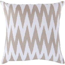 Vibe 100% Cotton Throw Pillow Cover