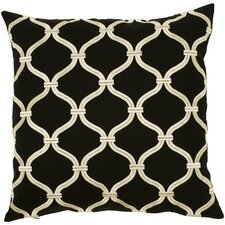 Trellis Throw Pillow Cover