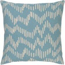 Somerset 100% Cotton Throw Pillow Cover