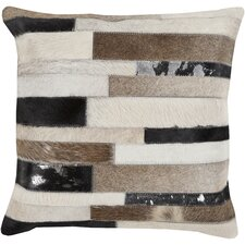 Trail Throw Pillow Cover