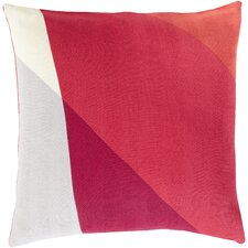 Teori 100% Cotton Throw Pillow Cover