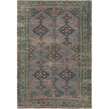 Shadi Hand-Woven Neutral/Pink Area Rug
