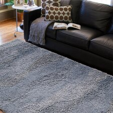 Topography Light Gray Solid Area Rug