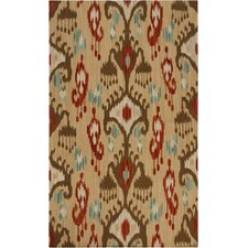 Frontier Multi-colored Area Rug
