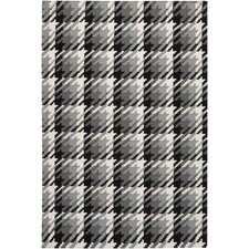 Frontier Jet Black/Pewter Area Rug