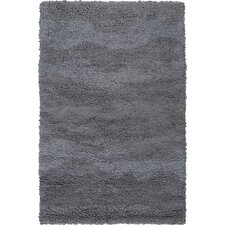 Topography Charcoal Area Rug