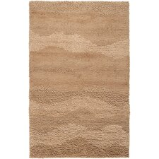 Topography Tan Rug