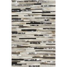 Trail Gray Area Rug