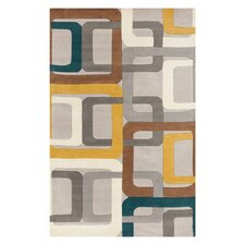 Forum Flint Gray Area Rug
