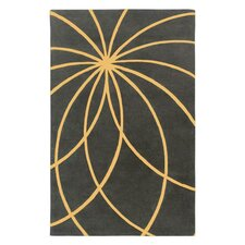 Forum Old Gold/Iron Ore Area Rug