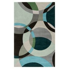 Forum Dove Gray/Light Celadon Area Rug