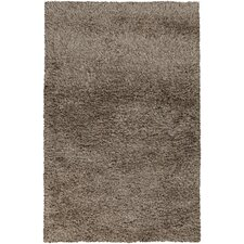 Spider Feather Gray Rug