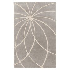 Forum Bay Leaf/Antique White Area Rug