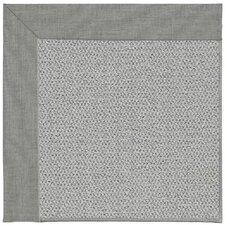 Inspirit Silver Machine Tufted Steel/Gray Area Rug