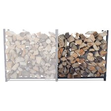 Extension Kit For Steel Firewood Log Rack