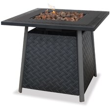 LP Gas Outdoor Fire Pit Table