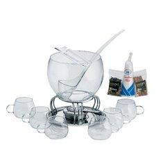 Feuerzangenbowle Heinz Rühmann aus Glas und Edelstahl