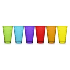 Longdrinkbecher-Set Spring Colours