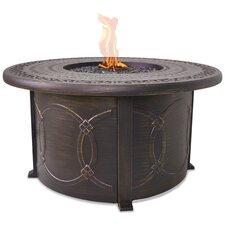Cast Aluminum Propane Outdoor Fire Pit Table