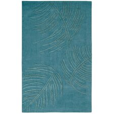 Soho Blue Area Rug