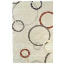 Aria Warm Links Area Rug