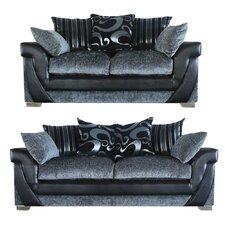 Lush Sofa Set