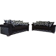 Lush Morocco Sofa Set