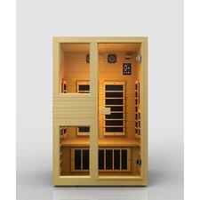 Ensi 2 Person Carbon FAR Infrared Sauna