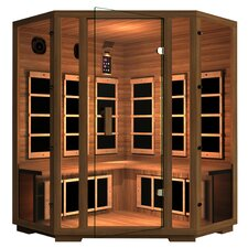 Freedom 4 Person Carbon FAR Infrared Sauna