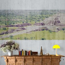 Journeys  Mexico Scenic Wall Mural