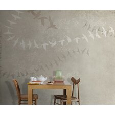 Journeys  Birds Wall Mural