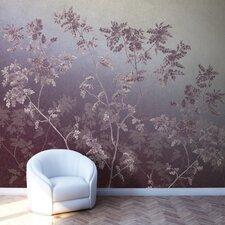 Journeys  English Garden Botanical Wall Mural