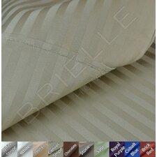 Egyptian Quality Cotton Sateen Premium 600 Plus Thread Count Pillow Case Set (Set of 2)