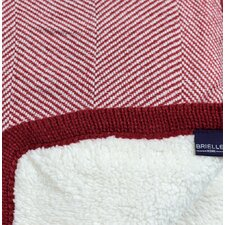 Cheshire Herringbone Throw Blanket