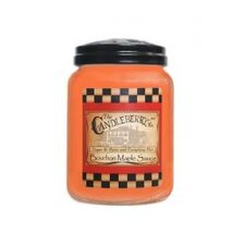 Bourbon Maple Sauce Jar Candle