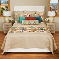 Mundo Lined Plus Coverlet
