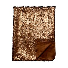 Shimmer and Suave Throw Blanket