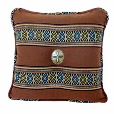 Porto Novo Throw Pillow
