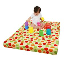 3-in-1 ClevaFoam Sleep, Sit & Play Foldable Travel Mattress