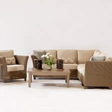 Alyssa Sectional with Cushion
