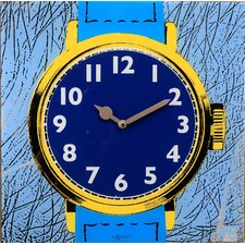 "Watch One 16.93"" Clock"